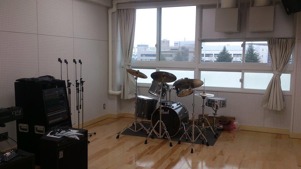音楽スタジオ1