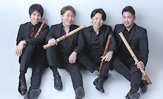 尺八プロジェクトGMQ デビューコンサート