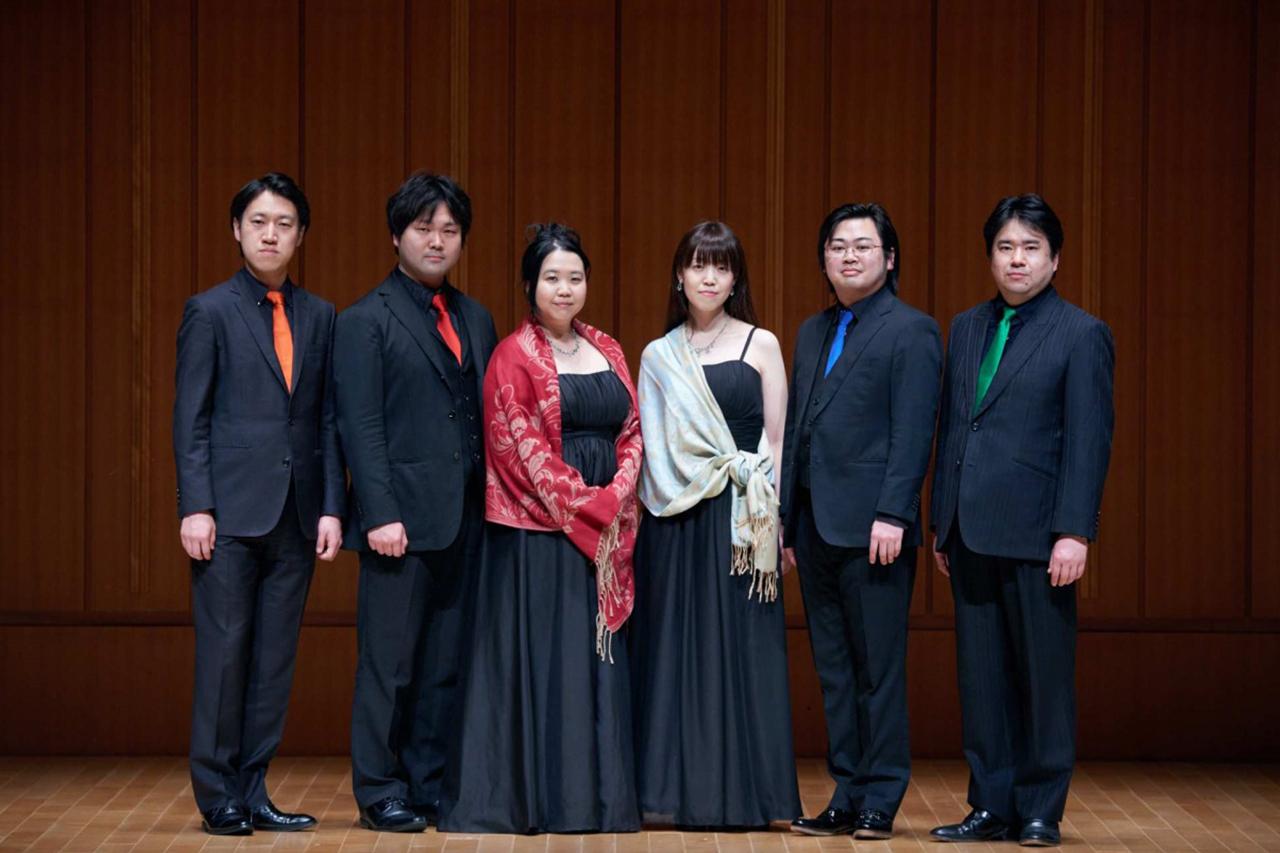 Vocal Ensemble 歌譜喜 6th concert