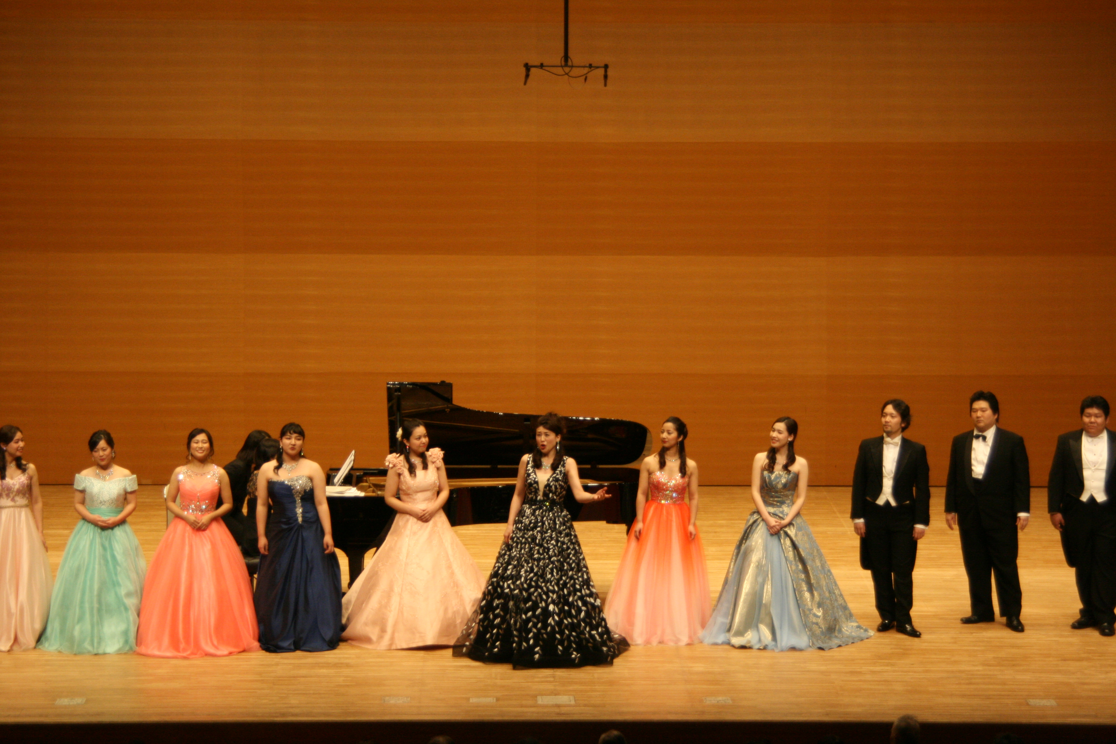 第96回二期会オペラ研修所コンサートの画像