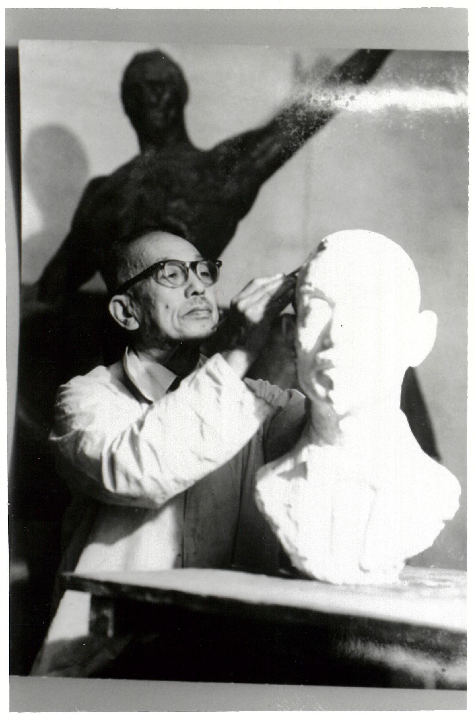 講演会「田端文士芸術家村の彫刻家たち」~生誕130年吉田三郎を中心にの画像