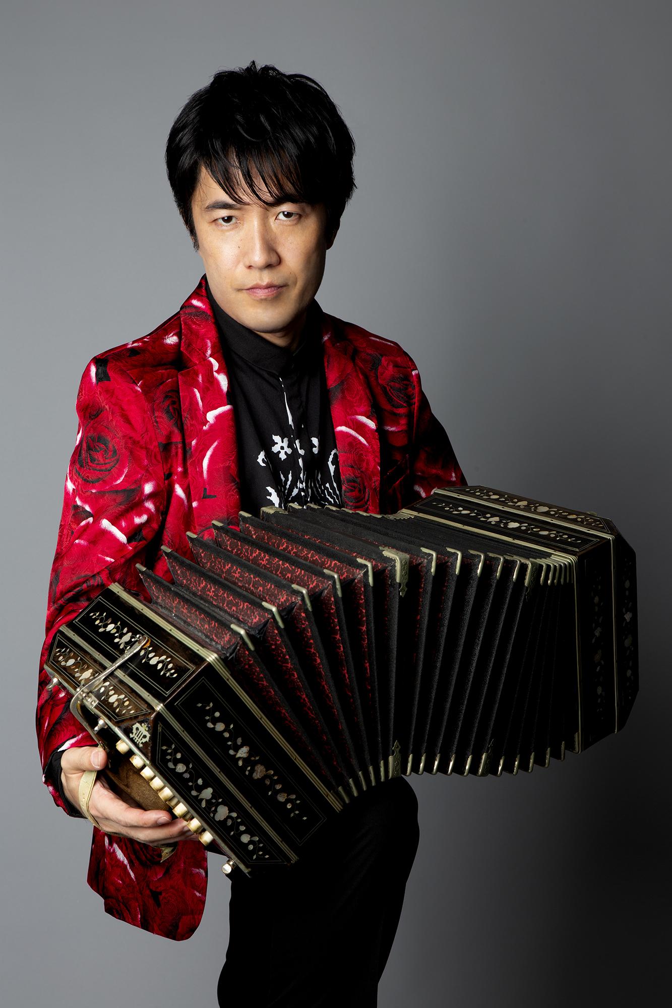小松亮太 アルゼンチン・タンゴ・コンサートの画像