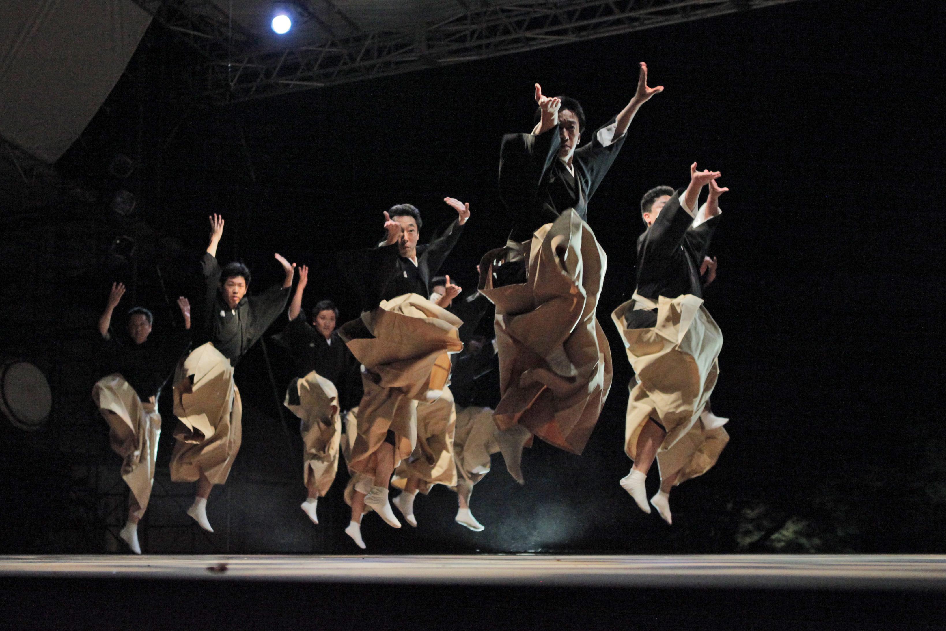 日本舞踊家集団 弧の会 『コノカイズム』の画像