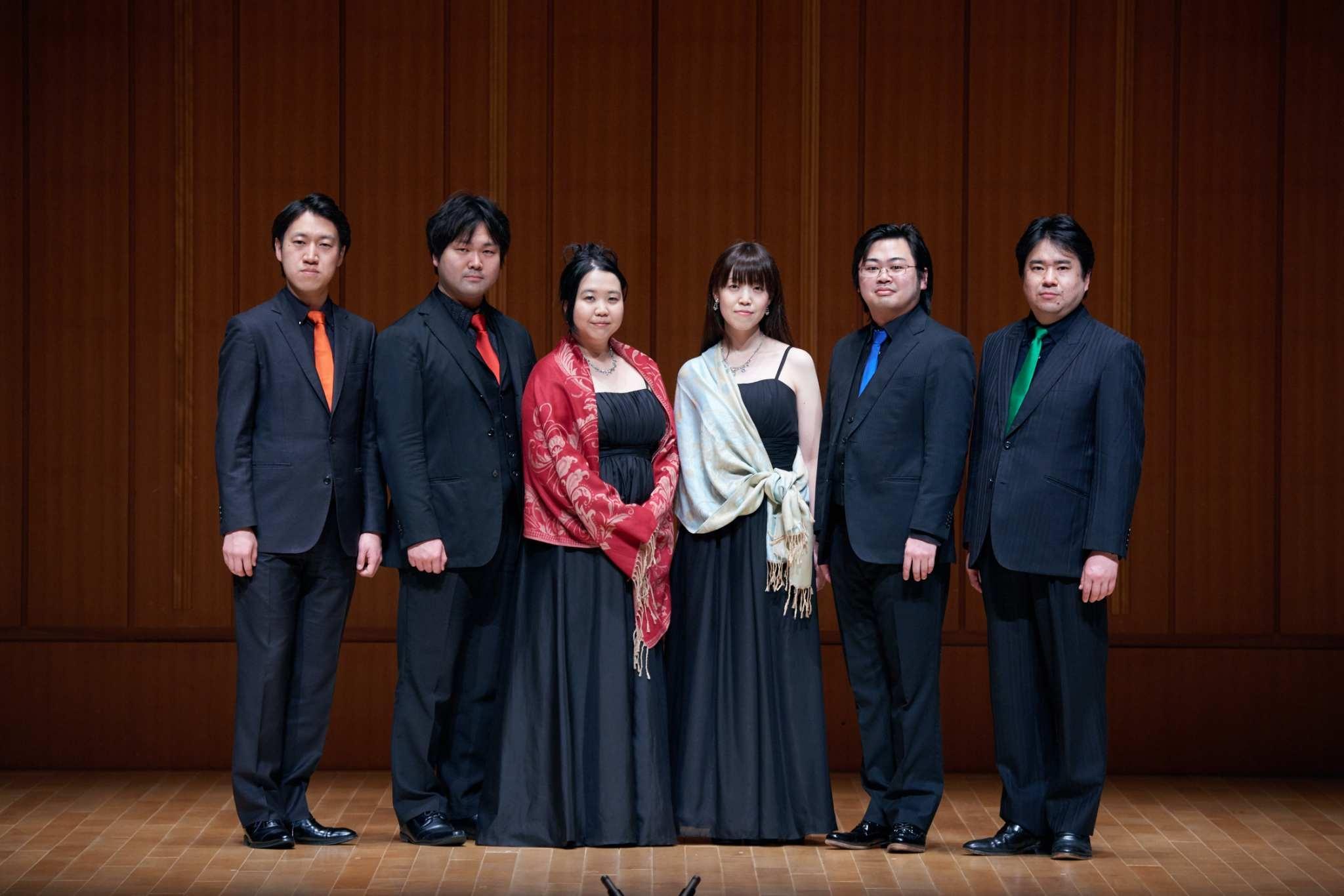 北とぴあ国際音楽祭2020<br>参加公演<br>Vocal Ensemble 歌譜喜<br>6th concertの画像