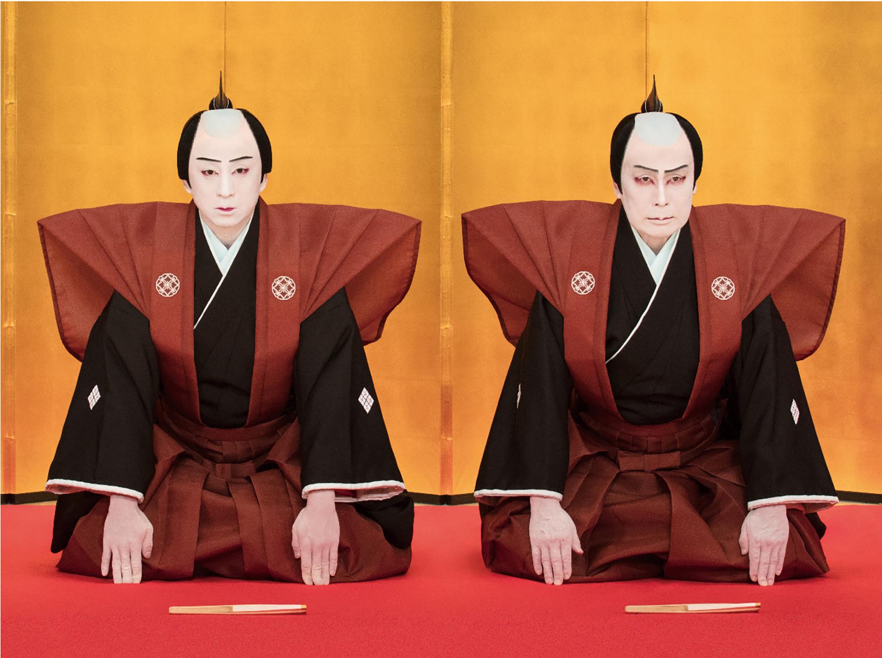松竹大歌舞伎の画像