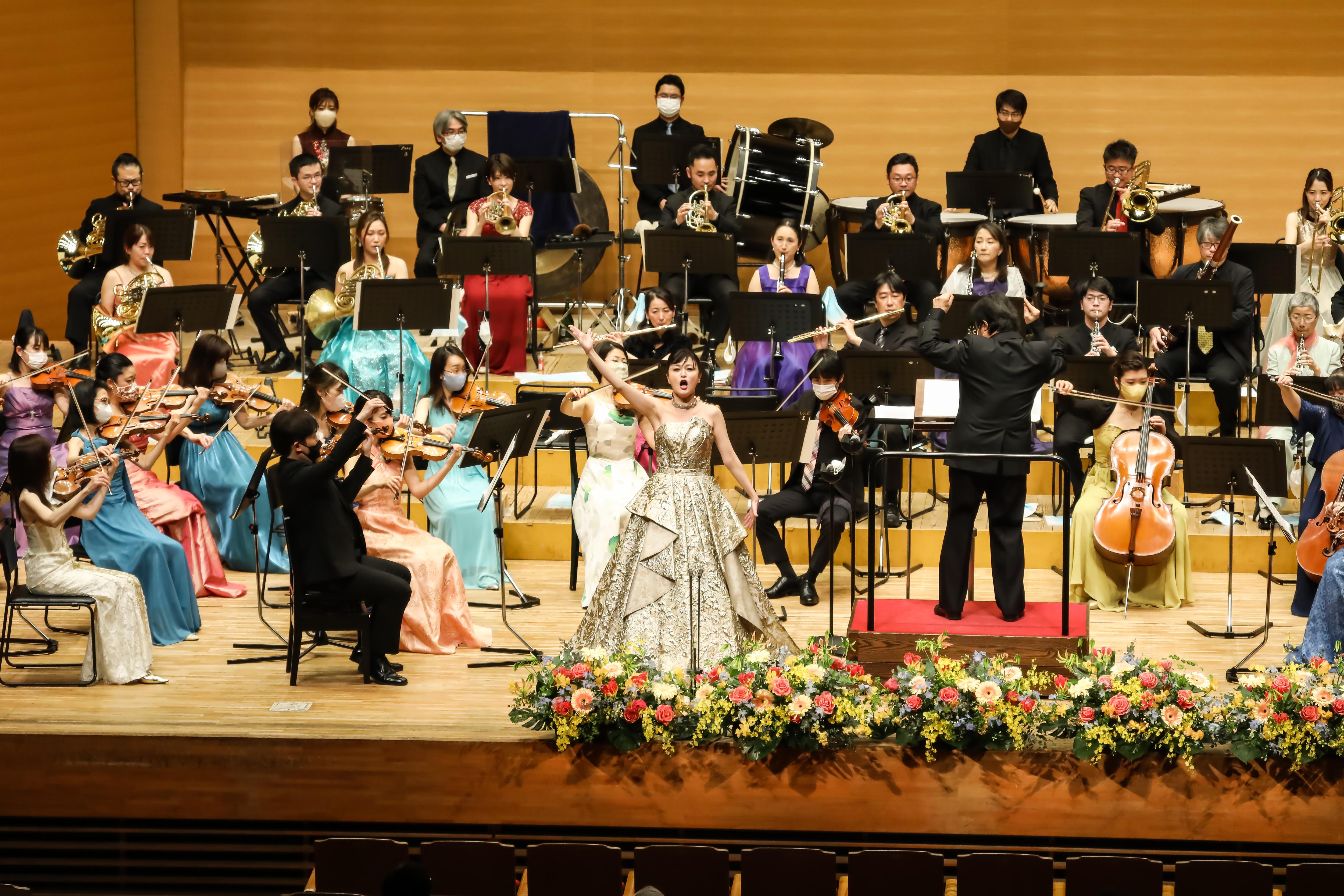東京ニューシティ管弦楽団 ニューイヤーコンサート2022 in 北とぴあの画像