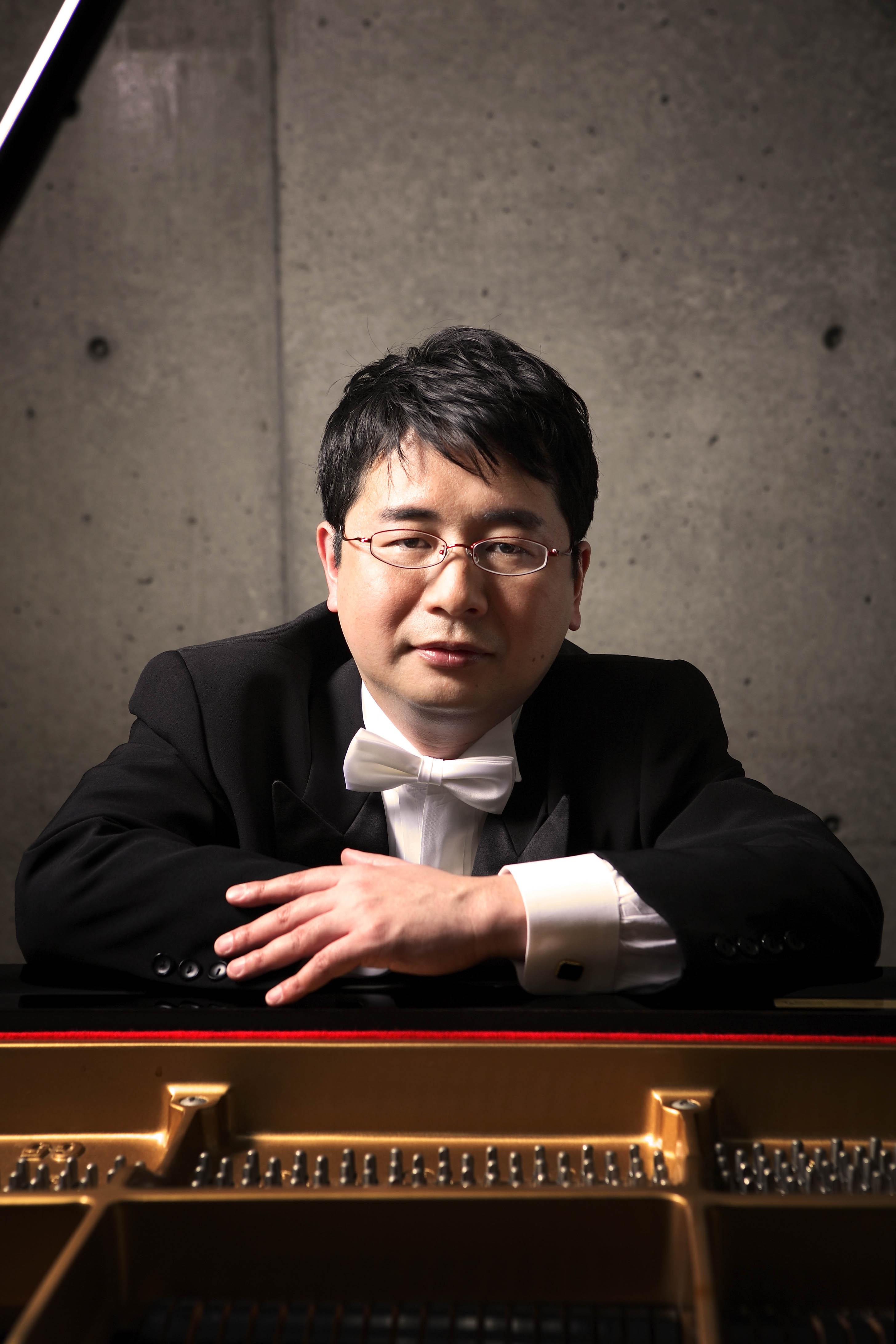 【まちかどコンサート】山田武彦ピアノ・リサイタルの画像