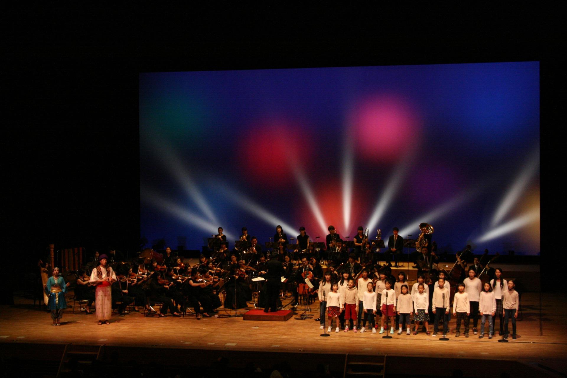 北とぴあ国際音楽祭2020 芸大とあそぼう in 北とぴあ 三太郎リターンズ~ももたろうの鬼退治の画像