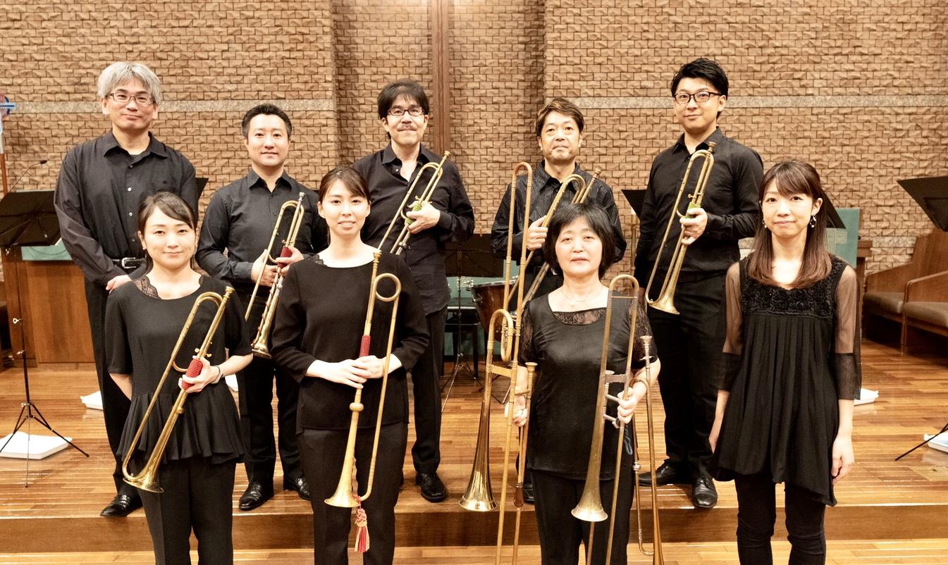 北とぴあ国際音楽祭2021<br>参加公演<br>バロックトランペット ・コンソート・ジャパン 特別コンサートの画像