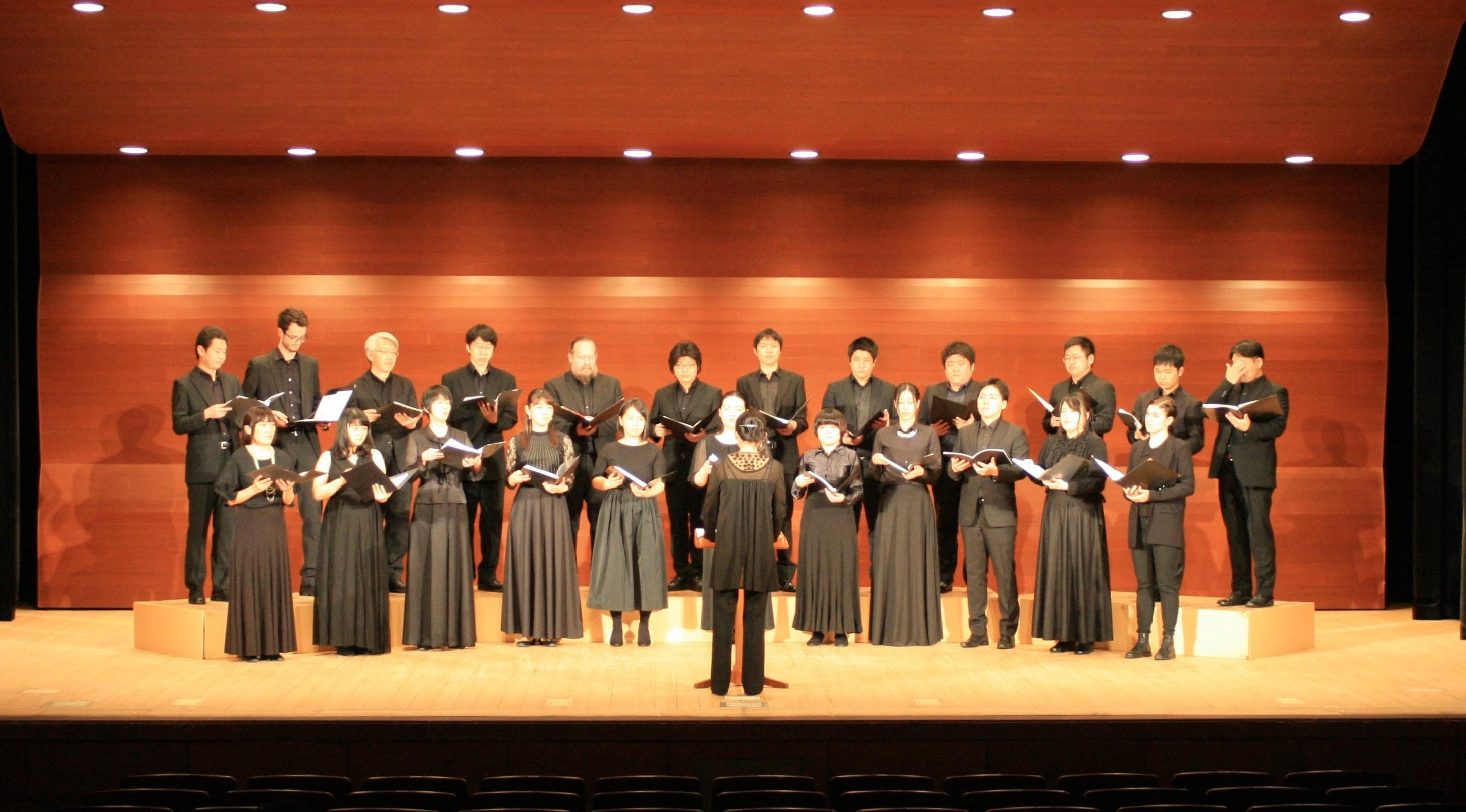 知られざる合唱芸術の世界 -20世紀ヨーロッパを巡って-の画像