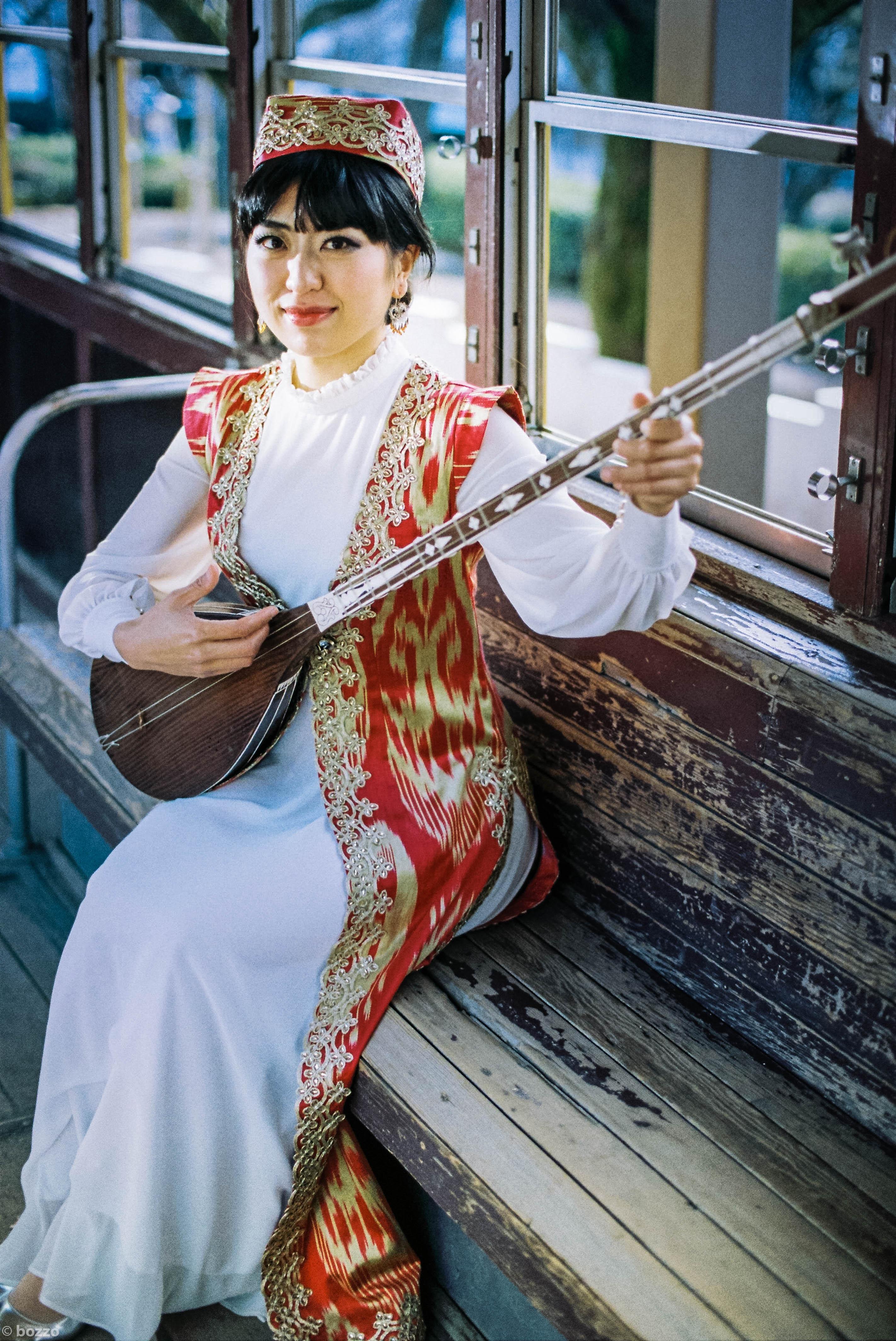 【まちかどコンサート】シルクロードの響き~ウズベキスタン・タジキスタンの音楽~の画像